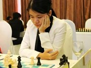 Vietnamese ranks third in ongoing world chess event