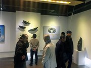 Korean art exhibition to celebrate diplomatic relations