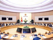 Cabinet's year-end meeting focuses on institution building