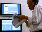 Banks push VN-Index to new 10-year high
