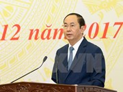 President: 2017 achievements – prerequisites for VN's sustainable development