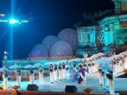 20 int'l art troupes to perform at Hue Festival