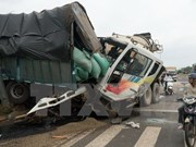 Traffic accidents kill 29 on first day of New Year holiday
