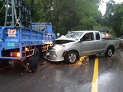 Thailand: 239 killed in traffic accidents in New Year holiday