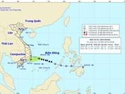 Storm Bolaven weakens before landing in Vietnam