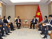 Deputy PM calls for Samsung's support in technology transfer