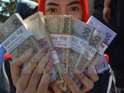 Malaysian Ringgit climbs 10 percent against USD