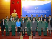 Vietnam peacekeeping department debuts