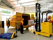 DHL opens new centre in southern Binh Duong province