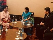 India fosters cooperation with ASEAN