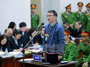 Trinh Xuan Thanh, accomplices questioned in court