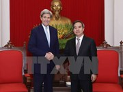 Vietnam priorities energy security: Party official
