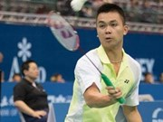 Cuong delivers an upset at Thailand Masters
