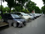 HCM City restarts pavement clean-up drive
