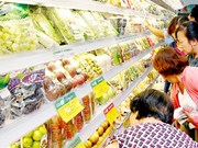 Thai fruits, vegetables to flood Vietnamese market