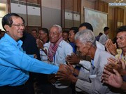 Cambodian PM launches cyclo foundation