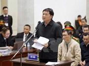 Defendants in PVC trial make self-defence