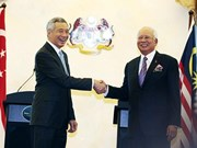 Malaysia, Singapore enhance railway cooperation