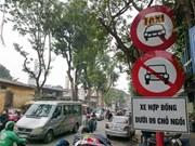 Concern over car ban on Hanoi streets