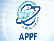 APPF-26 promotes partnership for peace, innovation, sustainable development