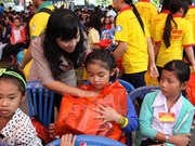 Programme to bring Tet to disadvantaged children