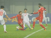 Vietnam draw Syria, entering AFC U23 Championship quarterfinals