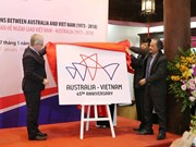 Vietnam, Australia launch 45th anniversary of diplomatic ties