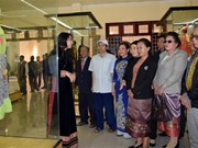 Exhibition on cultural heritage of ASEAN Community opens