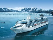 Princess Cruises increases high-class tours to Vietnam