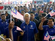 Malaysia strengthens security for upcoming general election