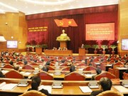 Party leader emphasises importance of Organisation Commission
