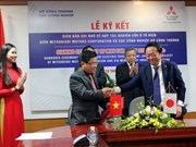 Vietnam, Mitsubishi Motors to develop electric vehicles