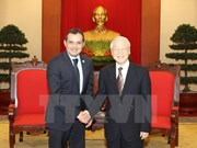 Party chief calls for enhanced Vietnam- Mexico relations