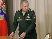 Myanmar, Russia boost military cooperation