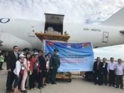 Belarus supplies humanitarian aid to Vietnam