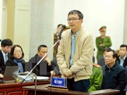 PVC trial: Strict penalties for Trinh Xuan Thanh and accomplices