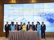 Quang Ninh, Vietnam Airlines Corporation ink strategic cooperation