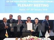 APPF-26 – success of Vietnam's parliamentary diplomacy