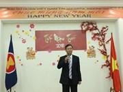 Overseas Vietnamese communities gather to celebrate Tet