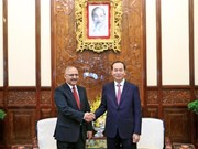 President lauds Egyptian ambassador's contribution to bilateral ties