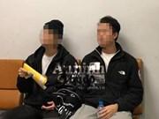 Vietnam hands over fugitives to RoK police