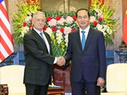 President: Vietnam treasures comprehensive relations with US