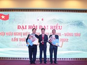 Ba Ria-Vung Tau association helps bolster Vietnam-Russia ties