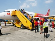 Vietjet launches promotional tickets marking U23 Vietnam victory