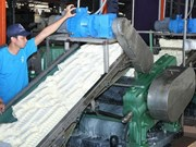 Vietnam rubber latex processing plant inaugurated in Cambodia
