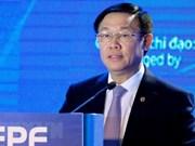 Deputy PM Vuong Dinh Hue begins Portugal visit