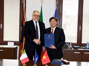 Ba Ria-Vung Tau sets up cooperation with Italian region