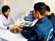 Hanoi targets all HIV carriers with health insurance