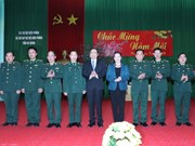 NA Chairwoman pays working visit to Military Zone 2 High Command