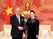 Cultural exchanges connect Vietnam, Japan: NA chief